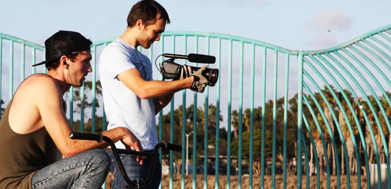 Canon HV-30 camcorder