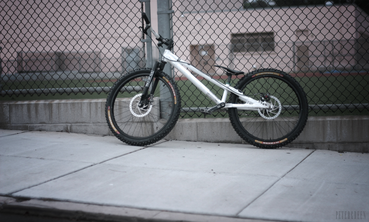 Czar Freetrials trials bike by Peter Green