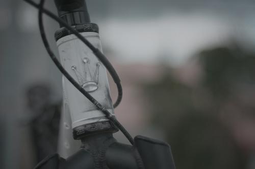 Czar Freetrials headtube logo